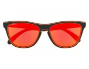 Frogskins™ Race Worn Collection raceworn orange/prizm ruby
