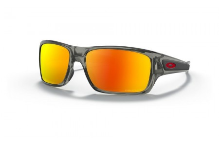 Turbine grey ink/prizm ruby polarized