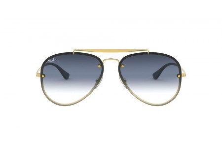 RB3584N BLAZE AVIATOR Gold/Blue