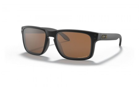 Holbrook™ matte black/prizm tungsten polarized