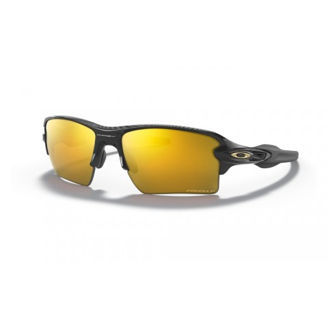 Flak® 2.0 XL Midnight Collection polished black/prizm 24k polarized