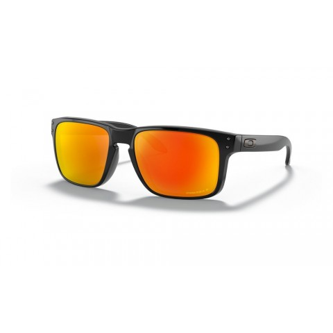 Holbrook™ polished black/prizm ruby polarized