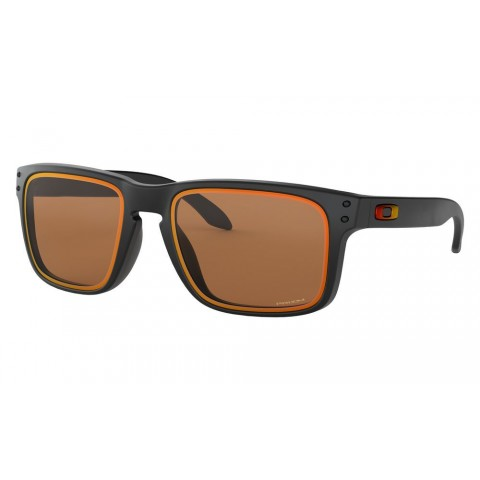 Holbrook™ Fire and Ice Collection matte black/prizm bronze